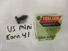 NOS Yamaha 1973-1977 TX500 TY175 TY250 Side Cover Knob 371-21714-00-00