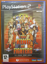 The King of Fighters 2000-2001, SNK, PlayStation 2 PS2 PStwo, Pal-España ¡NUEVO!