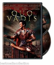 2 Disc Special Edition - Quo Vadis DVD NEW Two Disc  Robert Taylor BRAND NEW
