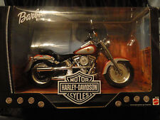 1999 Harley Davidson Barbie Fat Boy Motorcycle #1 NRFB 26132 Hog Bike 1:6 Scale