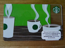 STARBUCKS - Aroma Coffee Green Gift Card ) (AUSTRALIA EDITION)