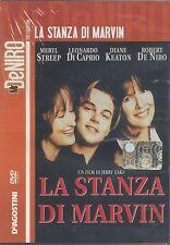 Dvd **LA STANZA DI MARVIN** con M.Streep DiCaprio D.Keaton R. De Niro nuovo 1997