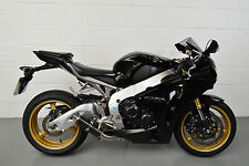 CBR1000RR Fireblade 08-13 SP Engineering Carbon Stubby Moto GP Low Slung Exhaust