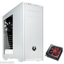 BITFENIX NOVA WHITE SIDE WINDOW PANEL - 750W 6-PIN PSU - ATX MICRO ATX MINI ITX