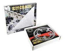 Kit chaine Hyper renforcé KTM GS 250 ENDURO 1990 90 14*48 pas 520