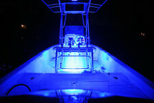 Wireless Boat Accent Light WaterProof Blue LED Lighting Strip RV SMD LEDs16 ft