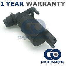 FOR CITROEN BERLINGO (2003-2015) FRONT SINGLE OUTLET WINDSCREEN WASHER PUMP