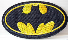 "Toppa Termoadesiva/Thermoadhesive Patch ""BATMAN/UOMOPIPISTRELLO "" (TOP 20000)"