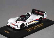 Peugeot 905 #2, Jabouille 3rd 1992 Le Mans Racing Cars, IXO LMC038 1/43  Diecast
