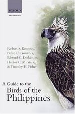 A Guide to the Birds of the Philippines, Philippines, Ornithology, Birdwatching,