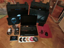 "Alienware m17xr3, 17,3""wuxga LED, 440gb HDD (120gb SSD), i7 Quad Core 2,2ghz"
