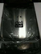 Brand new chef deli contact griddle