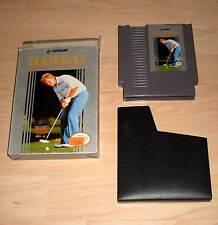Nintendo NES Spiel Game Modul - Jack Nicklaus ( Golf Konami ) mit Hülle
