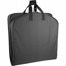 "Travel Garment Bag 40"" Cover Protector Carrier Suit Dress Clothes Storage Zipper"