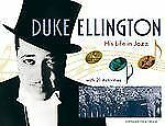 Duke Ellington: His Life in Jazz with 21 Activities (For Kids series)-ExLibrary