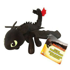 8'' Stuffed Animal Plush Toy Doll How to Train Your Dragon Toothless Night