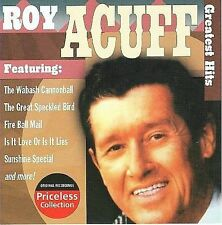 Roy Acuff - Greatest Hits plus 14 more full length country  cds free shipping