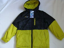 NEW Boys Zero XPosur Snowboard Jacket Size 14 16 Winter Ski Coat ZX 360 Black