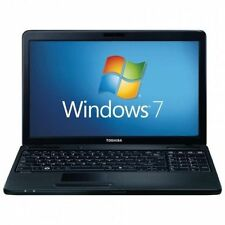 "TOSHIBA SATELLITE C660-2N8!! INTEL  15,6"" LED WEBCAM 4 GB RAM 250 HDD WINDOWS 7"