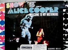 Cooper, Alice - 1975-concerto MANIFESTO-WELCOM to... TOUR POSTER-Ludwigshafen