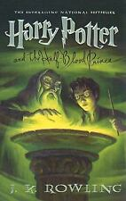 Harry Potter: Harry Potter and the Half-Blood Prince Year 6 by J. K. Rowling