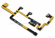 Power On Off Switch Mute Volume Button Flex Cable for Apple iPad 2 CDMA b28