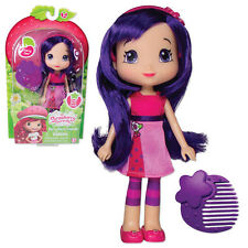 Strawberry Shortcake Doll CHERRY JAM Scented with iconic Comb New in Pack 12235