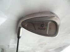 Left Handed TaylorMade 320 9 IRON Precision Rifle R-80 Steel Shaft, S/rite Grip