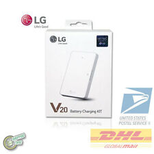100% GENUINE ORIGINAL LG V20 Battery + Charger Kit BCK-5200 + Battery Case