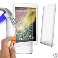 "For HP 8 G2 7"" Tablet - Tough Tempered Glass LCD Screen Guard"