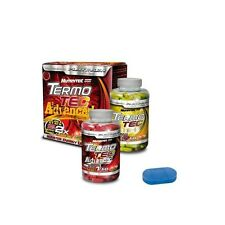 TERMOTEC ADVANCED  120capsulas NUTRYTEC quemagrasas Termogenico 21ingredientes