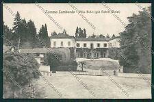 Varese Somma Lombardo cartolina QQ6698