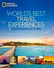 WORLD'S BEST TRAVEL EXPERIENCES - NEW HARDCOVER BOOK