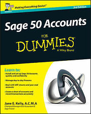 Sage 50 Accounts For Dummies by Jane E. Kelly (Paperback, 2015)
