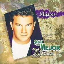 Solo Lo Mejor: 20 Exitos by Mijares (CD, Jan-2002, )  Buy it now or best offer