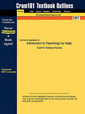 Introduction to Psychology, 7th Edition Kalat | Paperback Book | 9781428802339 |