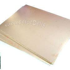 1x Copper Clad Laminate Circuit Boards FR4 PCB Double Side 20cmx30cm 200mmx300mm