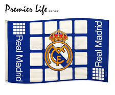 Real Madrid Plaza Flag