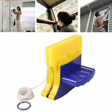 Magnetic Window Double Side Glass Wiper Cleaner Cleaning Brush Pad Scraper FE