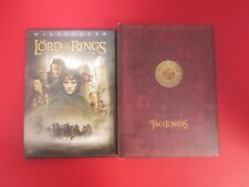 Lord Of The Rings Fellowship Of The Ring/ Two Towers (DVD)