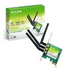 TP-Link (N900) 450Mbps Wireless N Dual Band PCI Express Adapter LP TL-WDN4800
