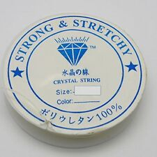 1 Roll 1mm Quality Elastic Stretch Crystal Thread