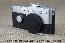 BODY CAP FOR  Olympus PEN F FT FV Camera 20mm 25mm 38mm 40mm 42mm 60mm 70mm lens