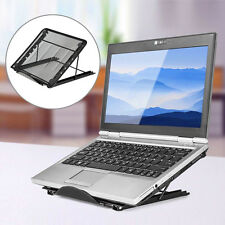 "Foldable Laptop Cooling Pad Table Stand Holder Fits 9""-17"" MacBook PC Notebook"