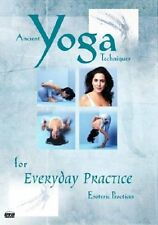 Ancient Yoga Techniques For Everyday Practice Exercise Fitness DVD FREE SHIPPING