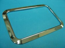 STAINLESS STEEL CHROME SHAFTBOARD FRAME FOR 1981-1991 MERCEDES BENZ W126 S-CLASS