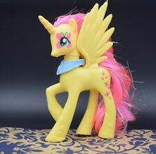 Princess Yellow Fluttershy My Little Pony Friendship Is Magic Doll Figure Toy