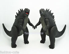 """Lot 2 pcs Set New 2014 Movie Godzilla Monsters action figures Toy 17cm 7"""" Gift"""