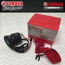 NEW YAMAHA WAVE RAIDER 700 1100 START STOP LH HANDLEBAR SWITCH BOX & LANYARD
