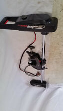 Used GameFisher 3000 GT Trolling Motor 12V,30 LBS Thrust 5 Speeds Fwd,2 Rev